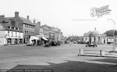 Photo of Swaffham, Market Place from Francis Frith Norwich Norfolk, Holiday Travel, Old Photos, Cambridge, The Past, Coast, England, Street View, Marketing