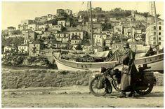Καβαλα τα χρονια της κατοχης Greece Pictures, Greek History, Old City, Best Cities, Athens, Memories, Painting, Memoirs, Souvenirs