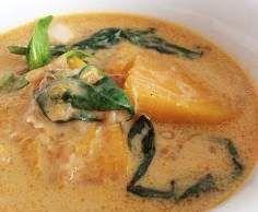 Recette Penang Curry de Poulet au Poivre Vert et à la Courge par elise1113 - recette de la catégorie Plat principal - divers
