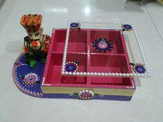 Thermocol Craft Make Peacock Model V Babji Hyderabad
