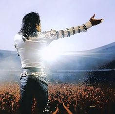 July 14, 1988 - Michael Jackson gave himself a place in the Guinness Book of World Records for setting a new attendance record, when he played the first of seven nights at Wembley Stadium in London. The shows on his Bad World Tour were attended by a total of 504,000 fans beating the record previously held by Genesis, with four sold out nights.