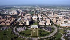 Texas A The most beautiful campus in the world!