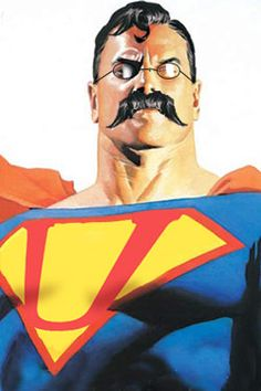 The Übermensch trope as used in popular culture. In Friedrich Nietzsche published a book called Also Sprach Zarathustra in which he elaborated his … Superman, Gentlemans Club, Tv Tropes, Disney Marvel, Popular Culture, Caricature, Vintage Posters, Graphic Art, Pop Art