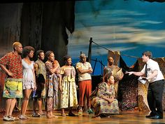 """""""South Park"""" meets Broadway in """"The Book of Mormon,"""""""