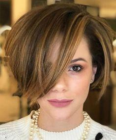 Stylish Short Layered Bob Hairstyles 2018 That Make You Jaw Dropping