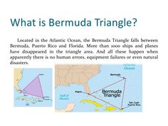 Image result for where is the bermuda triangle located