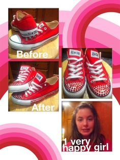 4c0a6d00f2a8e3 We LOVE this cool before   after pic Gemma sent into us! ❤ Get creative