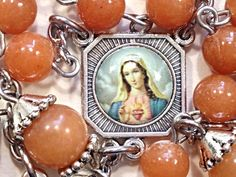 Immaculate Heart of Mary Rosary Belladonna's Shoppe