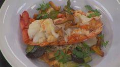 ... | Masterchef Australia, Masterchef Recipes and Lobster Risotto