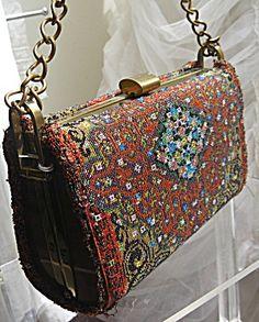 Vintage 1908 purses