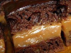 Karamellás szelet Salty Snacks, Meatloaf, Fudge, Sweet Treats, Food And Drink, Sweets, Beef, Cookies, Baking