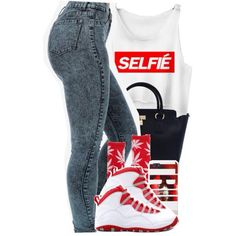 This outfit love the huff socks