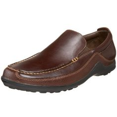 Cole Haan Men's Tucker Venetian Loafer Cole Haan. $129.97. Fully padded sockliner. Casually cool Venetian slip-on in waxy pull-up leather. Sport-inspired design and flexible construction. Rubber sole. leather. Cole Haan rubber outsole for durability and comfort
