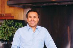 OUT OF THE KITCHEN, DANIEL BOULUD LETS OFF STEAM