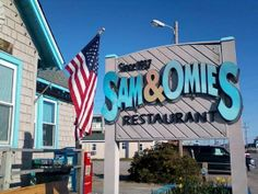 Sam And Omies Restaurant Nags Head North Carolina Outer Banks The Is A Foo Paradise Boasting Some Of Best Restaurants In Nc