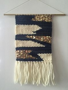 artist website of Kimmy Tolbert Compton's gather handwoven textile weavings Weaving Textiles, Weaving Art, Weaving Patterns, Tapestry Weaving, Loom Weaving, Hand Weaving, Colchas Quilt, Weaving Wall Hanging, Wall Hangings