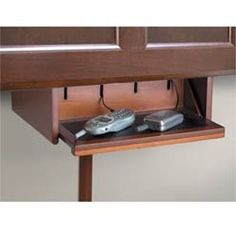 undercabinet charging station