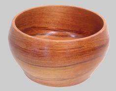 Redwood Salad Bowl 407 by MonteSatern on Etsy