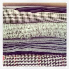 50 nuances de gris laine angora flanelle drap pied de poule prince de galles...