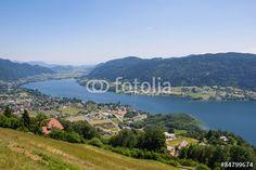 #View To #Lake #Ossiach From Mt. #Gerlitzen @fotolia @fotoliaDE #fotolia #ktr15 @carinzia #landscape #nature #summer #season #spring #outdoor #mountains #carinthia #austria #travel #holidays #vacation #leisure #sightseeing #bluesky #hiking #stock #photo #portfolio #download #hires #royaltyfree