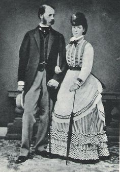 Marie and her father