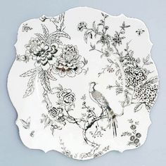 Platinum chinoiserie | Jasper Conran