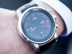 Exclusive: The hottest smartwatch of CES isn't running Android Wear — it's Open webOS