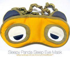 Sleep eye mask...
