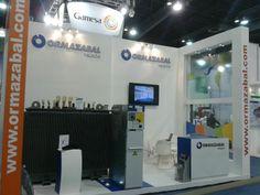 Our stand al México Windpower 2014.