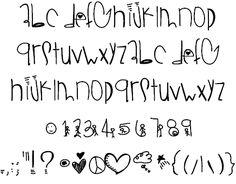 Image for Goldmine font