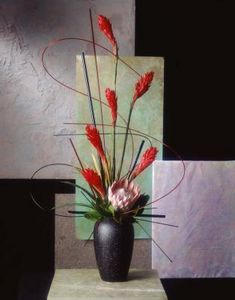 How to Make Tall Artificial Flower