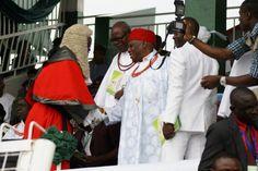Eheneden Erediauwa, The Crown Prince Of Benin Kingdom Visits Uwen And Ora Shrines.
