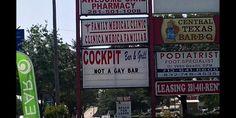 Cockpit - Not A Gay Bar