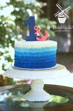 Resultado de imagen para nautical cake