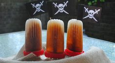 Dirty Pirate Popsicles