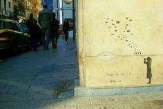 Street #art #Bruxelles -  Brussels, Belgium