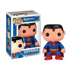 We have loads of superhero merchandise available on our website, this Superman figure is just one of our DC comic themed POP vinyl figures that we have available on our site
