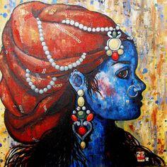 Turbante Girl - Suruchi Jamkar