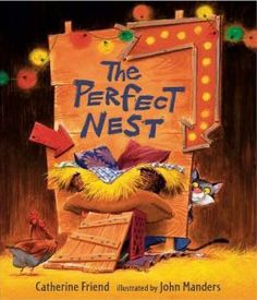 kafy's books: The Perfect Nest. Book Review and a Free Extending the Reading Experience Idea.