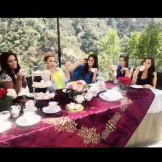 Beverly Hills Tea Party.