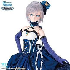 Volks Dollfie Dream Sister DDS IDOL MASTER ANASTASIA Fashion Doll | Dolls & Bears, Dolls, By Brand, Company, Character | eBay!