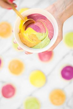 DIY Natural Food Coloring. Dehydrate and grind vegetables like beet ...
