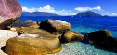 Fitzroy Island, Great Barrier Reef, Queensland, Australia..... Ate a coconut right off the beach, snorkeled the crystal blue water, licked a green ants' butt. Good Times!
