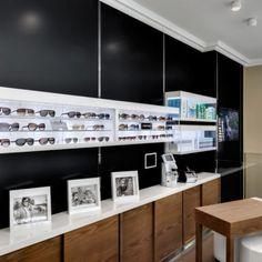 Elite Optique, Paris 9ème - Pisi Design Studio