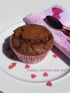 Rezept für himmlisch Schokoladenmuffins
