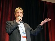 Anti-virus pioneer John McAfee: Your phone may be snooping on you