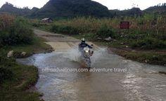 Vietnam dirt bike tours with Offroad Vietnam (http://www.offroadvietnam.com)