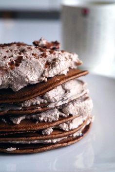 glutenvrije tiramisu pannenkoeken zonder geraffineerde suiker