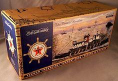 "Texaco ""Havoline"" Tugboat Bank – Die Cast Replica"