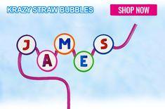 Krazy Namesake Straw: krazystraws.com